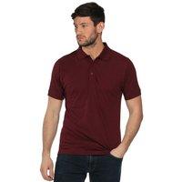 Classic 65 35 Polo Shirt Burgundy