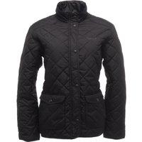 Missy Quilted Jacket Black