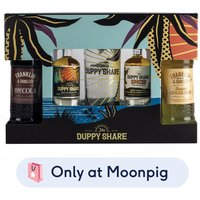 The Duppy Share Rum Gift Set By Moonpig - Delivery Available