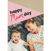 Mother's Day Card - Photo Upload Card, Standard Size By Moonpig