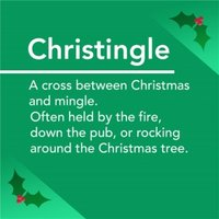 Christingle Updated Definition Christmas Card, Large Square Card Size By Moonpig