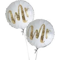 Mr & Gold Glitter Duo Gift Set By Moonpig - Delivery Available