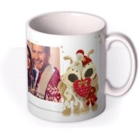 Cute Boofle Extra Special Christmas Photo Upload Mug by Moonpig For The One I Love Gift Set By - Del