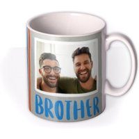 Brother Mug by Moonpig - Photo Upload Gift Set By Delivery Available