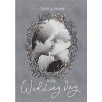 Your Wedding Day Photo Upload Card, Standard Size By Moonpig