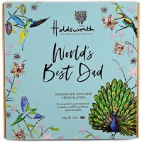 Holdsworth 'World's Best Dad' Assorted Chocolates Gift Set By Moonpig - Delivery Available