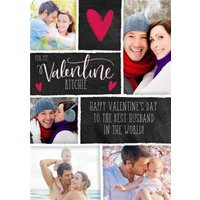 Photo Valentine's Day Card, Large Size By Moonpig