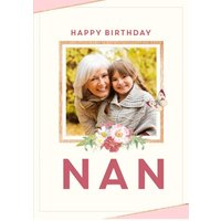Traditional Birthday Card , Large Size By Moonpig