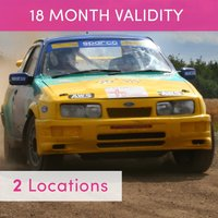 Rally Rush Driving Experience Gift Set By Moonpig - Delivery Available