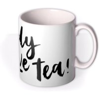 I Bloody Love Tea Mug by Moonpig, Gift Set - Delivery Available