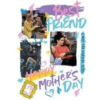 Friends TV Best Happy Mother's Day Card, Giant Size By Moonpig