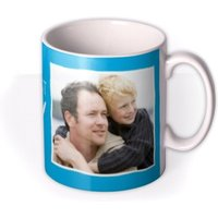 You're The Bestest Daddy Sunshine Photo Upload Mug by Moonpig, Gift Set - Delivery Available