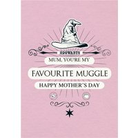 Harry Potter Mum You're My Favourite Mug by Moonpiggle Mother's Day Card, Large Size By Moonpig
