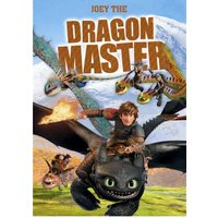'Birthday Card - How To Train Your Dragon Master, Standard Size By Moonpig