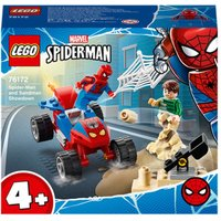 LEGO Marvel Spider-Man & Sandman Showdown Toy 76172 Gift Set By Moonpig - Delivery Available