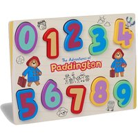 Paddington Number Puzzle Gift Set By Moonpig - Delivery Available