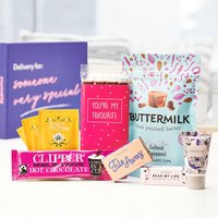Pamper Hamper Letterbox Gift Set By Moonpig - Delivery Available
