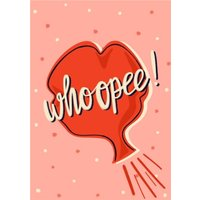 Whoopee Card, Giant Size By Moonpig