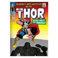 Marvel Comics Thor Birthday Card, Standard Size By Moonpig