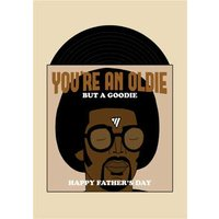 Youre An Oldie But A Goodie Card, Large Size By Moonpig