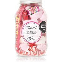 Sweet Like You Candy Jar (450g) Gift Set By Moonpig - Delivery Available