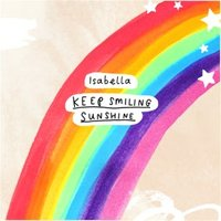 Keep Smiling Sunshine Thinking Of You Card, Large Square Card Size By Moonpig