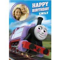 Rosie Birthday Card - Thomas The Tank Engine, Standard Size By Moonpig