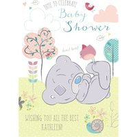 Tatty Teddy Baby Shower Card, Standard Size By Moonpig