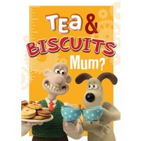 Wallace And Gromit Tea Biscuits Mum, Giant Size By Moonpig