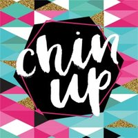 Geometric Chin Up Greetings Card, Square Card Size By Moonpig