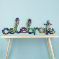 Letterbox Celebrate Balloon Gift Set By Moonpig - Delivery Available