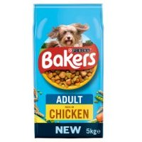 PURINA® BAKERS® Adult Chicken and Vegetable Dry Dog Food