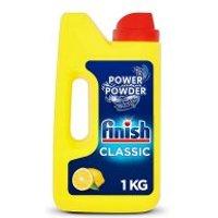 Finish Classic Dishwasher Powder Lemon 1Kg