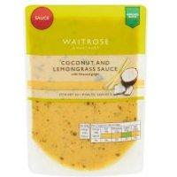 Waitrose Coconut & Lemongrass Sauce