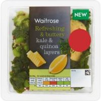 Waitrose Kale & Quinoa Layers