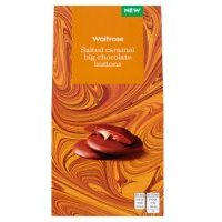 Waitrose Salted Caramel Chocolate Buttons