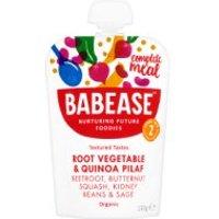 Babease Root Veg & Quinoa Pilaf