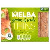 Van der Meulen Melba Thins Grains & Seeds