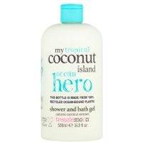 Treacle Moon Coconut Island Shower