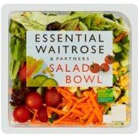 essential Waitrose Salad Bowl