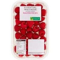 essential Waitrose raspberries
