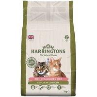 Harringtons Rich in Salmon & Rice
