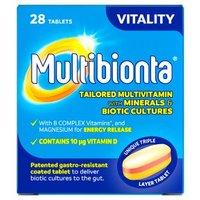 Multibionta Vitality at Waitrose & Partners