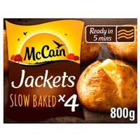 McCain 4 ready baked jackets at Waitrose & Partners