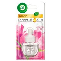AirWick Air Freshener Plug In Freshener Scented Oil Pink Sweet Pea