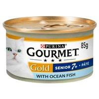 Gourmet Gold 7+ Paté with Ocean Fish