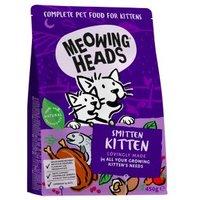 Meowing Heads Kitten