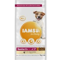 Iams for Vitality with Chicken Senior 8+