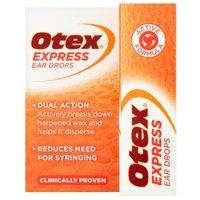 Image of Otex Express Ear Drops
