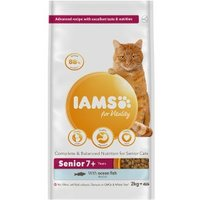 Iams for Vitality with Ocean Fish 7+